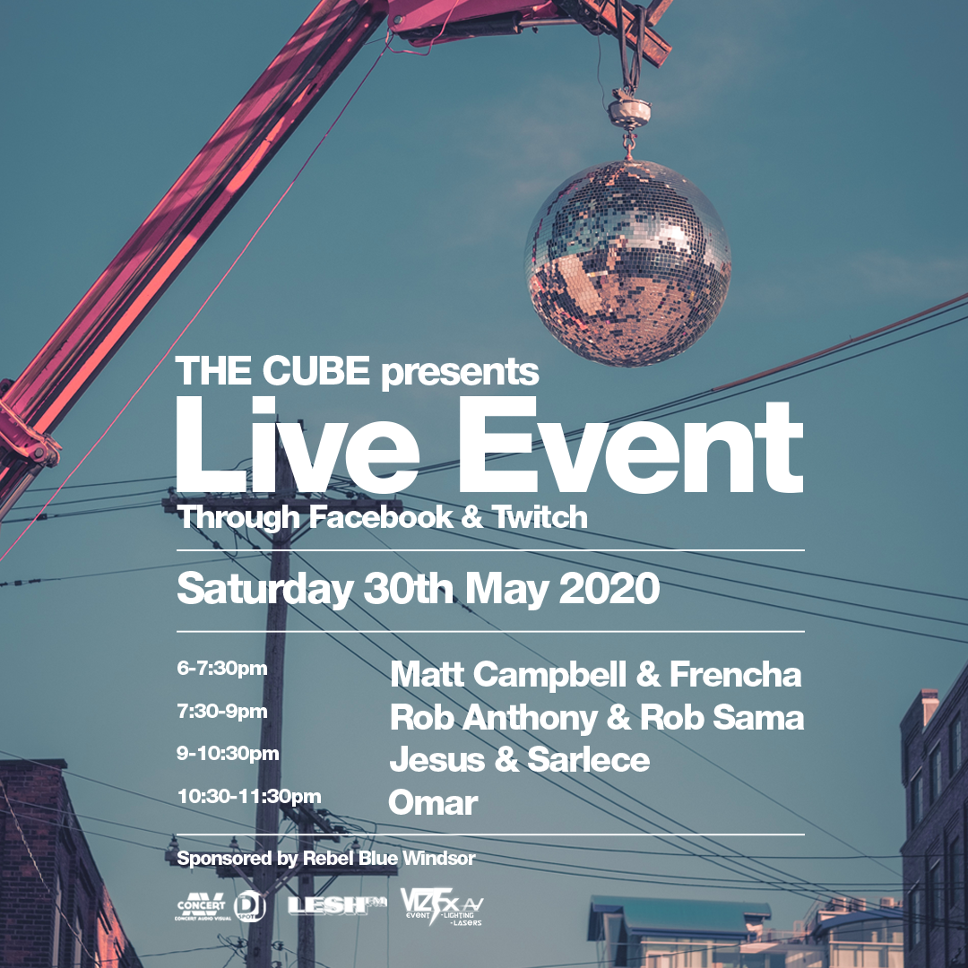The Cube Presents - Live Event