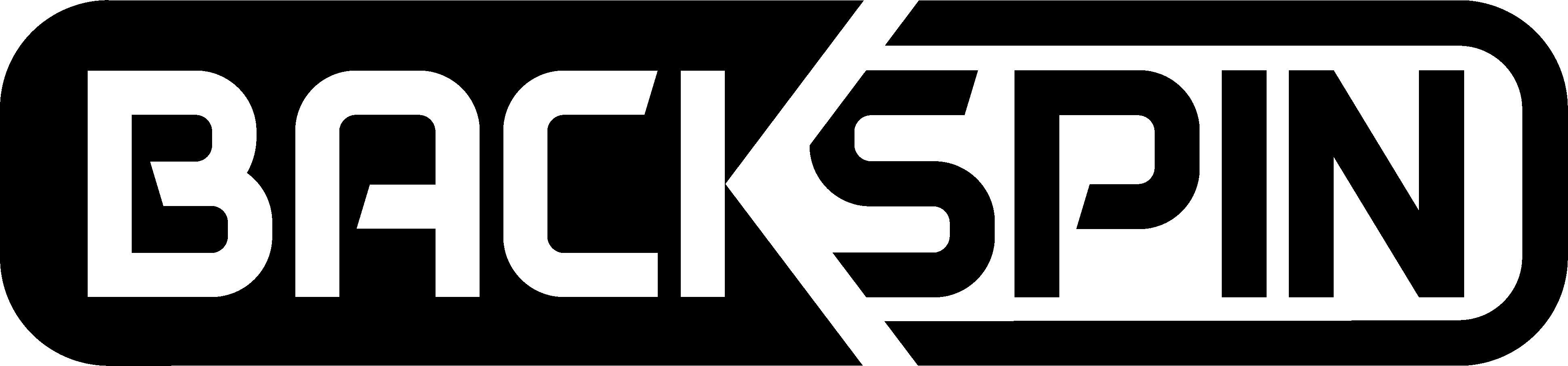 BackSpin_Logo_Black